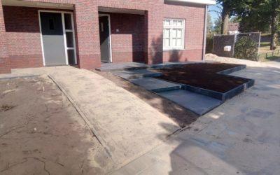 complete tuin aanleg Deurne 9-2019